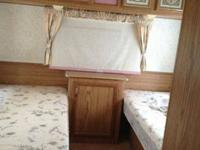 Offering for sale, cash only.1991 28' Jayco Travel