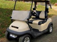 Authorized Club Car dealer now taking orders for custom