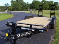 2013 QUALITY EQUIPMENT TRAILERS,18 FT. ,10,000# GVW@