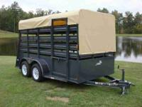 Brand New 2013 Model Carry On Livestock Trailer 6 ft X