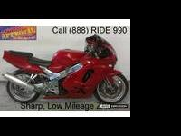 1994 Kawasaki Ninja ZX9R crotch rocket for sale with