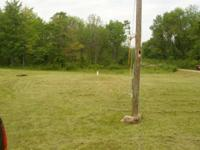 We have 3.5 acres of secluded land for sale, it is a