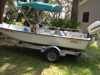 Legendary 1985 Boston Whaler Montauk in excellent