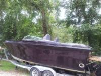 We have a 24 ft four winn boat and trailer, vinyl needs