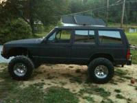Jeep Cherokee - Trade or SellWe use this jeep for off