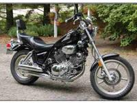 1998 Yamaha Virago XV1100 Special Black 9,445 Miles