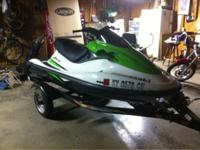 2005 Kawasaki ultra 150 (1200cc) for sale. I have clean
