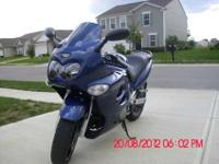 I am selling my 2006 Suzuki Katana 600. It has a slip