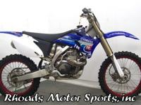 2008 Yamaha YZ450FThis is a nice Motocross bike from
