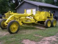 1966 year gallion road/ driveway grader. grade your
