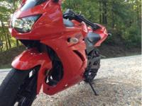 2009 Ninja 250R...Great shape. Pictures speak for