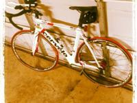Cervelo s2 with all shimano ultegra components. also it