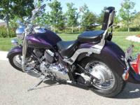 2001 Yamaha V-Star 650 Classic, Only 11,8XX Miles,