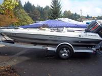 1983 Glastron Bass BoatNice bass boat ready to get you