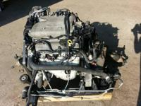 3.5L V6 engine with 92K Pulled from a 2009 Pontiac G6