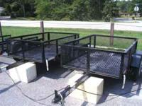 ***NEW*** 3.5x5 High Side Utility trailer by CARRY ON