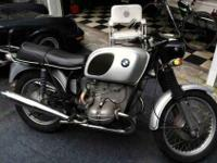 1973 BMW RT 600 R6 Classic, Just Inspected and Ready to