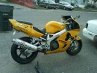 I have a 1998 Honda cbr 900rr for sale.. I am looking