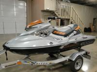 2008 Seadoo RXP-X. Only 43 hours. ONLY USED IN FRESH