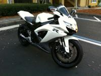 - 2009 GSX-R 750cc w/ 16,XXX miles. At the listing of