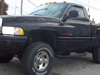 I am selling my 1997 Dodge ram Sport 1500. It is 4