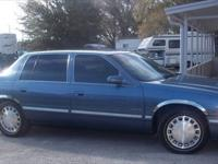 A really nice 1998 Cadillac DeVille with 120,122 mile