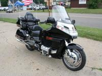 1999 Honda Goldwing 50th Anniversary Edition This bike