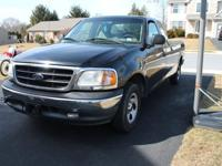 I'm looking to sell my 2000 Ford F-150 XL 4.6 V8. My