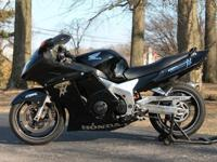 Up for sale is a 1997 Honda CBR 1100 XX with a clean