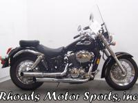 2003 Honda Shadow ACE VT750 with 13,300 Miles.This is a