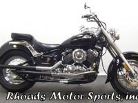 2003 Yamaha VStar XVS 65C with 18,590 Miles.This is a