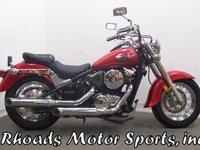 2005 Kawasaki VN800 Classic with 12,570 Miles.If you