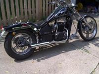 2009 Johnny Pag Custom Spyder Chopper for sale. This