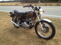 Here's your chance to own a nice 2 owner rider which I