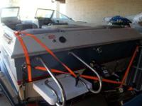 18ft. 1987 Chris Craft Cavalier Ski and Bass Boat and