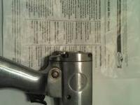 "North American Tool 3/8"" air impact wrench and 3/8"""