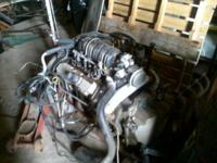 3.8 engine out of 2003 bonneville 120000 miles complete