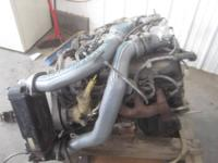 I have a 1991 ford 3.8 super charged engine from a
