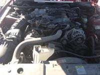 2004 Ford Mustang 3.8 L motor and tranny steal a