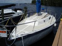 25 ft Sloop/Daysailer; 9 ft beam; Condition is Very