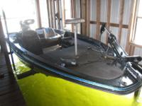 "17' 6"" Procraft Viper 180 with a Mariner 150 MAG III"