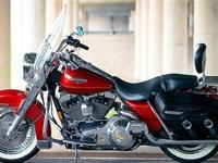 "This Exceptional 1999 Harley Davidson ""Road King"