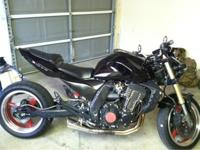 3800 OBOBlack Kawasaki z1000 has 14000 miles runs like