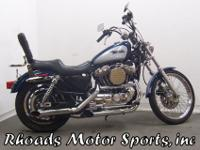 1999 Harley Sportster XL1200 Custom with 27,000