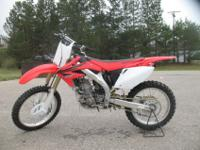 2007 Honda CRF450ROutstanding performance and