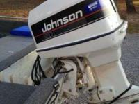 1988 Red Fin 17ft Middle console Boat with 1990 Johnson