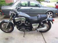 You are bidding on a 1999 Yamaha VMax 1200cc with
