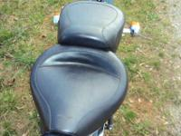 I have a 2001 Harley Davidson Sportster 1200 with