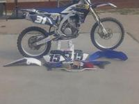 very fast and very clean yz250f almost to fast for me,