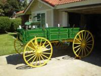 For sale or lease. Great for parades, decorations props